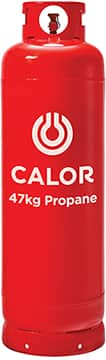 47kg propane gas bottle